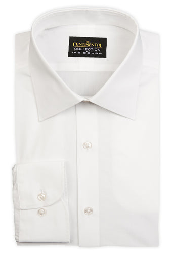 the continental collection by ike behar white dress shirt inspired by john wick