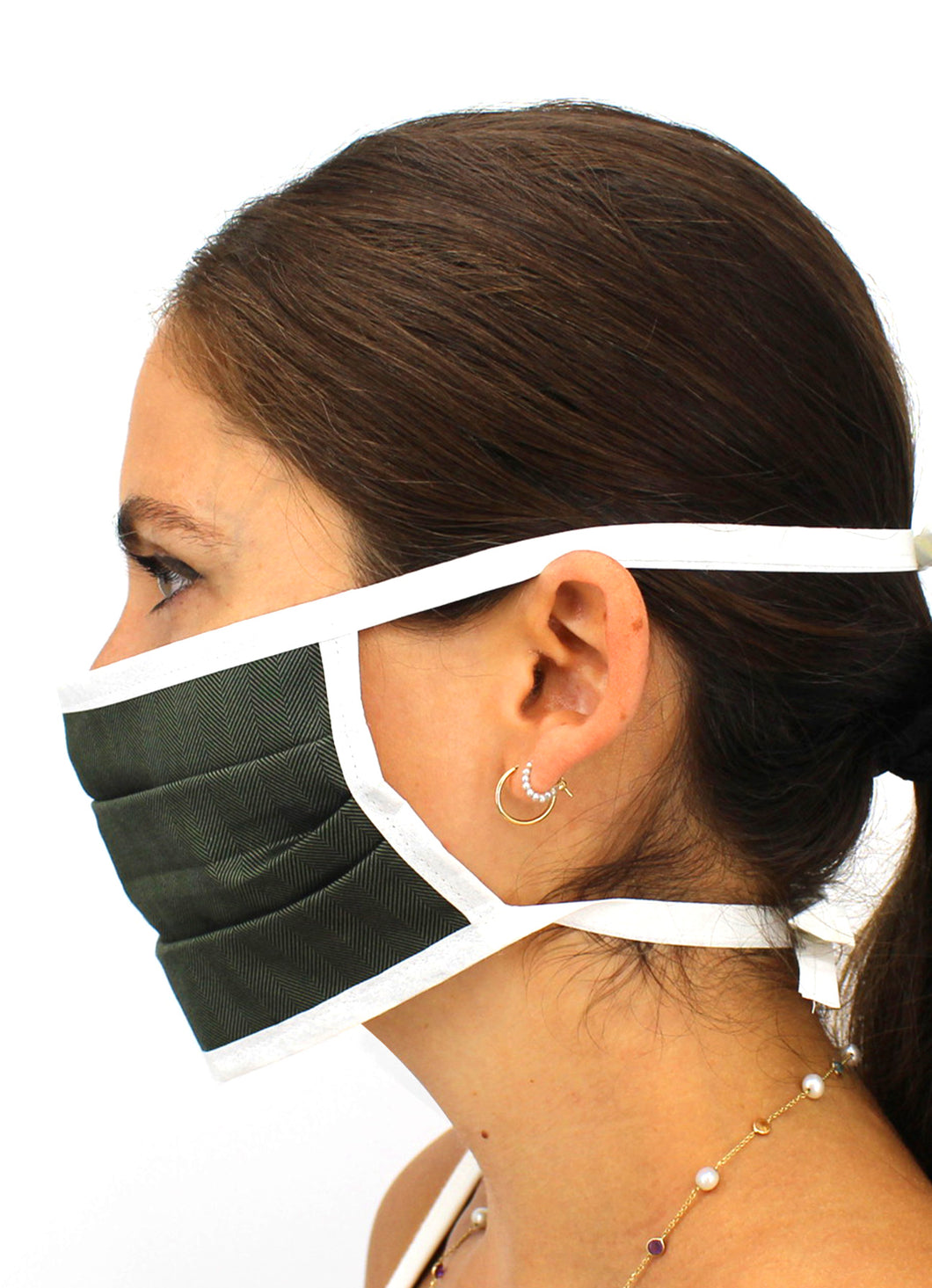Washable Adjustable Tie Face Mask