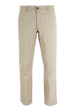 Stone Ike By Ike Behar Stretch Cotton Chino Pants