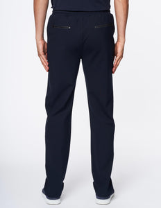 Dark Navy Draw String Dress Lounge Pant