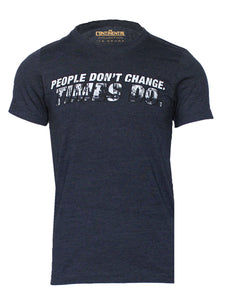 People Don't Change - Continental Collection T-Shirt