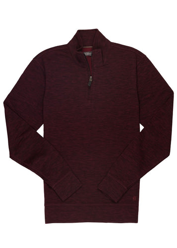 Ike by Ike Behar Performance 1/4 Zip Chile Pullover