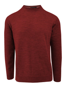 Sienna Merino Wool Crew Neck Sweater