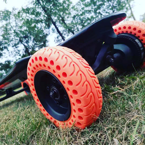 JackZoom all terrain electric skateboard