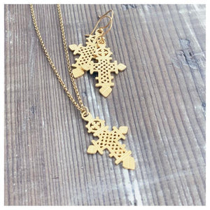 rise necklace Turkish jewellery gold vermeil