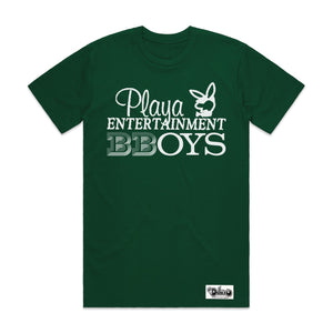 Playa Entertainment T-Shirt (Emerald Green)