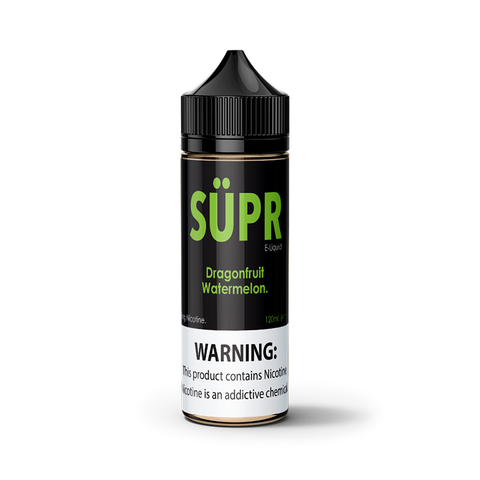 SÜPR Dragonfruit Watermelon - 120mL
