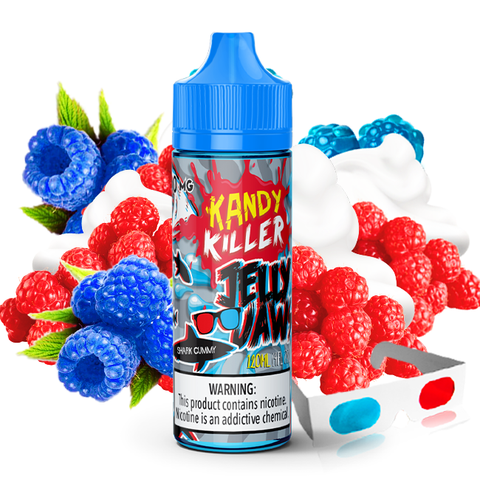 Jelly Jaws 3D 120mL