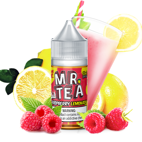 Mr. Tea - Raspberry Lemonade Salt 30mL