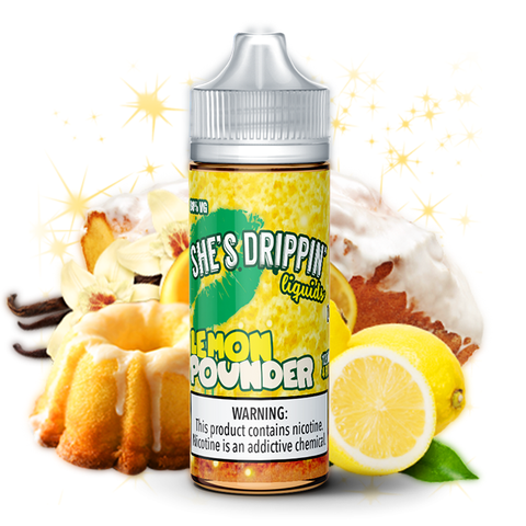 Lemon Pounder 120mL