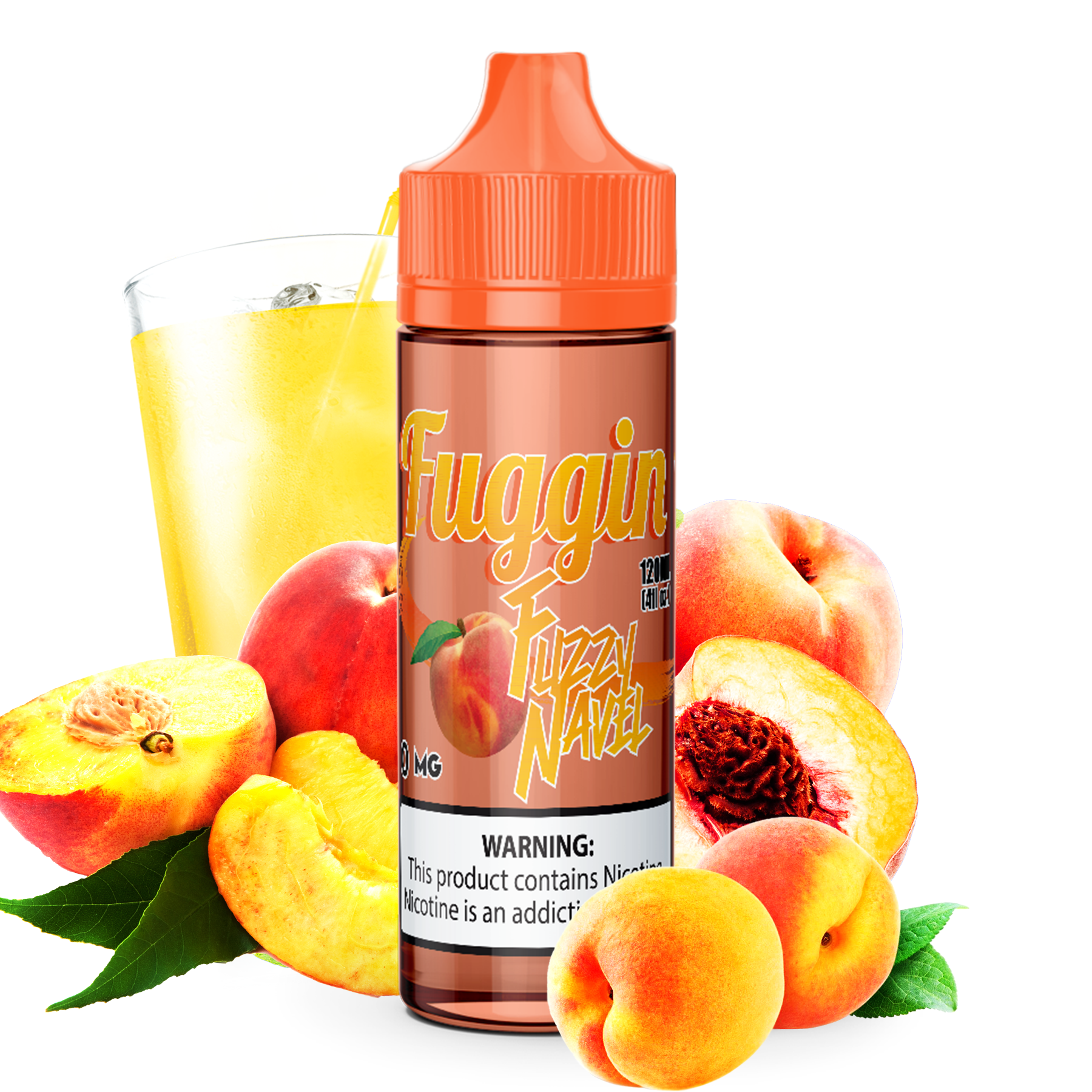 Fuzzy Navel 120mL