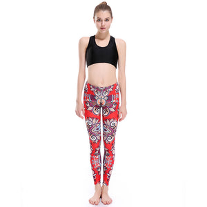 Mariage à Bollywood - Leggings pour femmes - Yoga Sport Danse Zumba Fitness