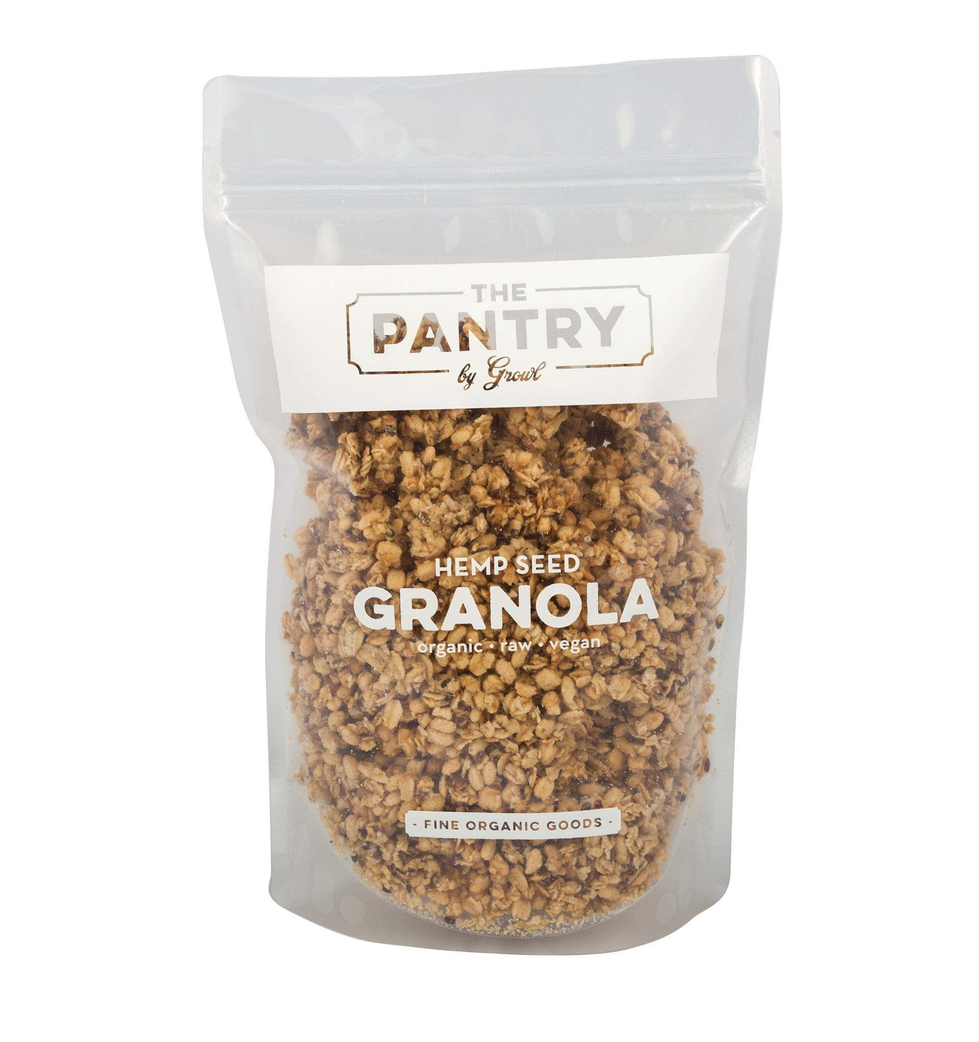 The Pantry by Growl - Hemp Seed Granola