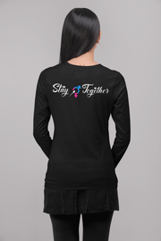 Ladies Hetero Long sleeve t-shirt