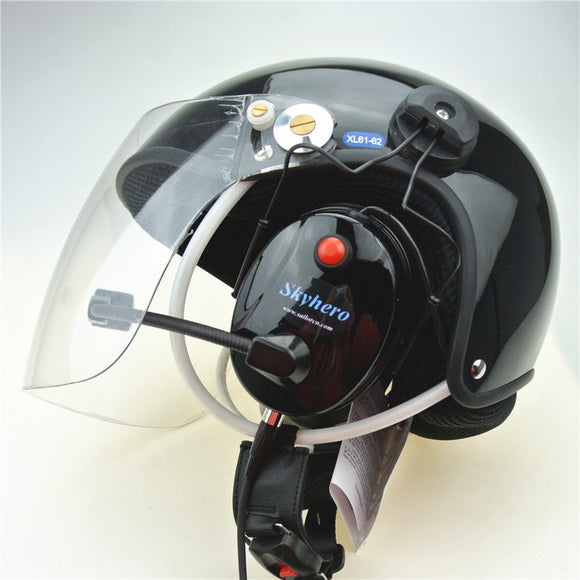 Noise cancel paramotor helmet GD-C