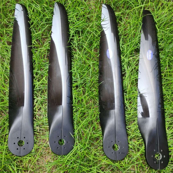 PAP PA 125CC  Paramotor carbon propeller 125cm reducer 1:3.65 4 M6 d60mm tax incl free shipping