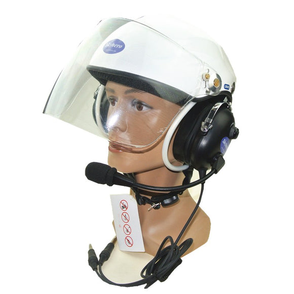 GD-G01AR Paramotor helmet Ultralight-saiplanes Helmet Aviation Helmet