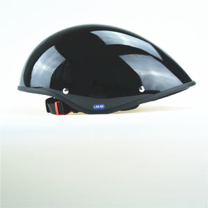 EN 966  Summer Paragliding helmet black super light  paragliding helmet free shipping