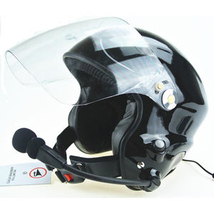 GD-G Black Noise cancel  paramotor helmet Free shipping