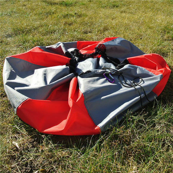 Paraglider quick packing bag  Paramotor fast pack bag free shipping