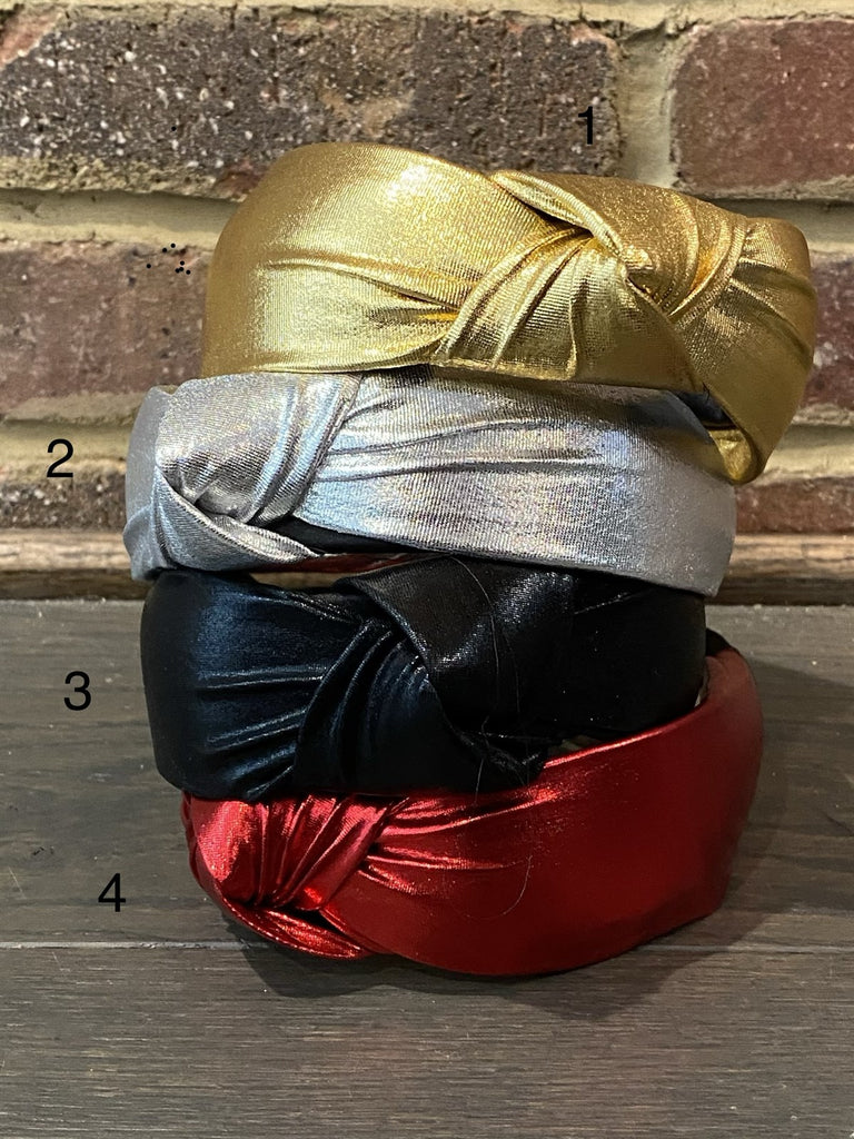 Hard Knotted Headbands