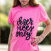 Short Sleeve T-Shirt With Fun Sayings