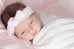 Newborn Knotted Headbands