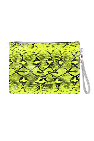SNAKE SQUARE POUCH(AO879) <Bundle>