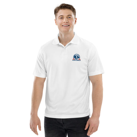 Men's AHCA Polo Shirt ~ Embroidered