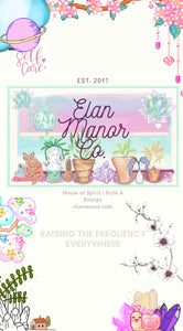 custom Elan Manor artwork