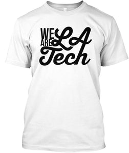 Soft White or Gray WeAreLATech Tee