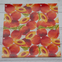 Fruity Set of 3 Medium Beeswax Food Wraps
