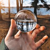 Crystal Planets Ball