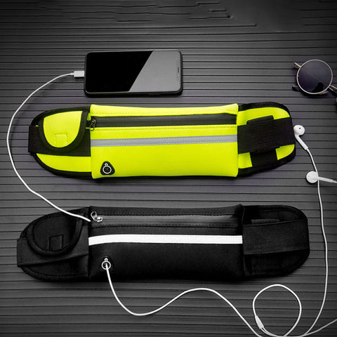 Running Waist Pack - Sport Belt Pouch
