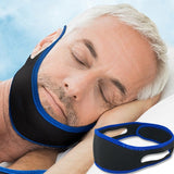 Anti Snore Chin Strap - Snore Relief Strap for Better Sleep