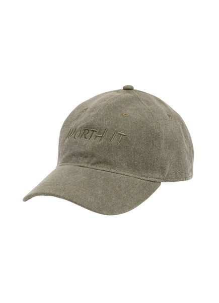 WORTH IT CAP - GREEN
