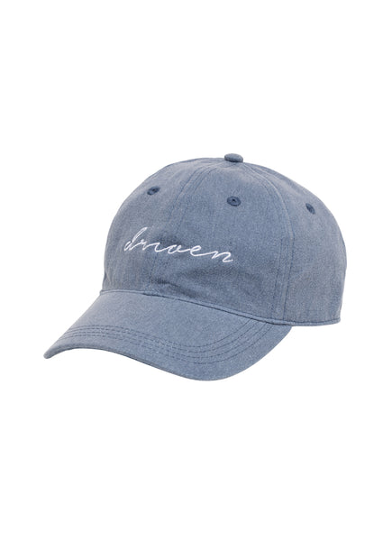 DRIVEN CAP - DENIM