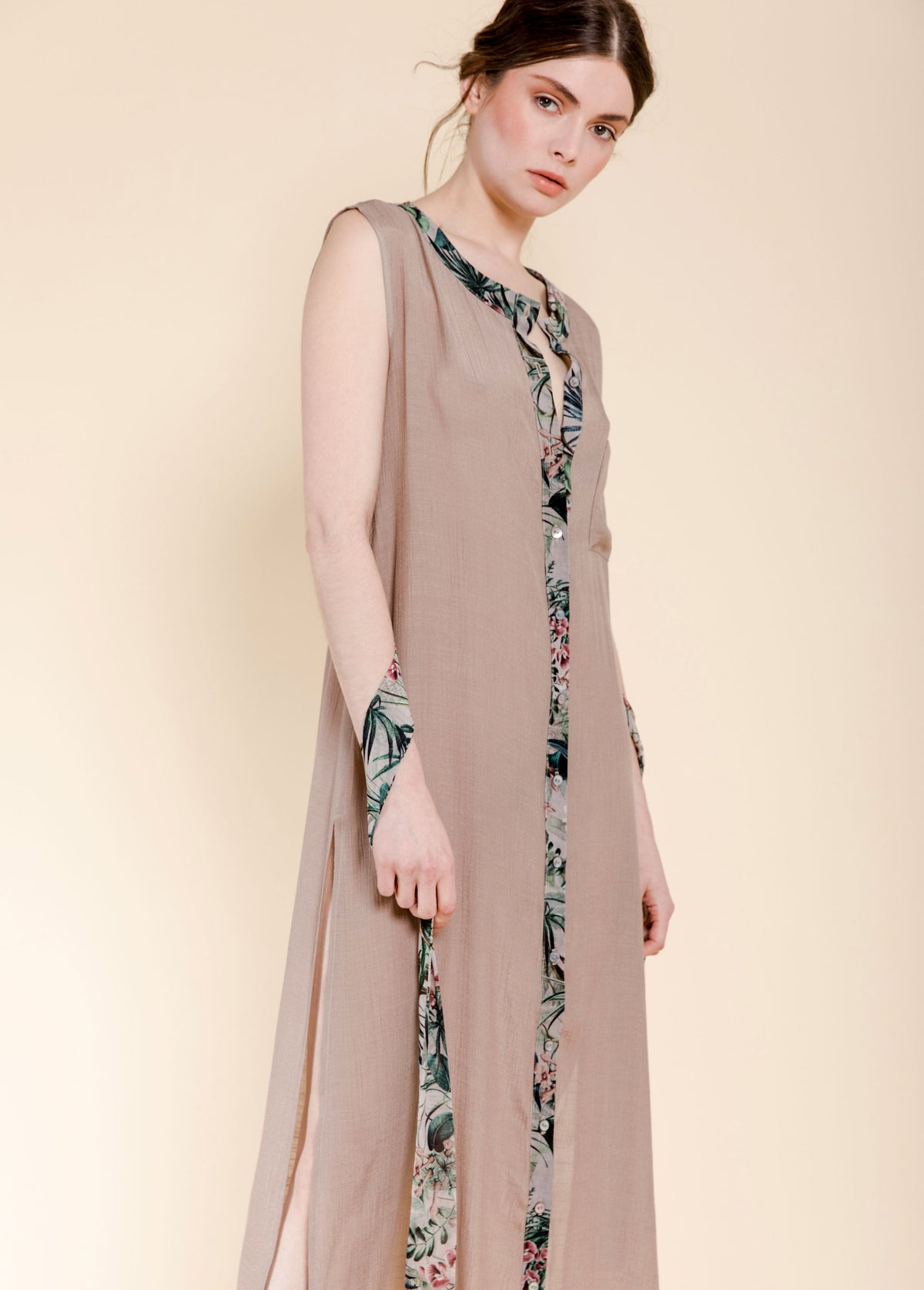 GAIA DRESS - BLUSH