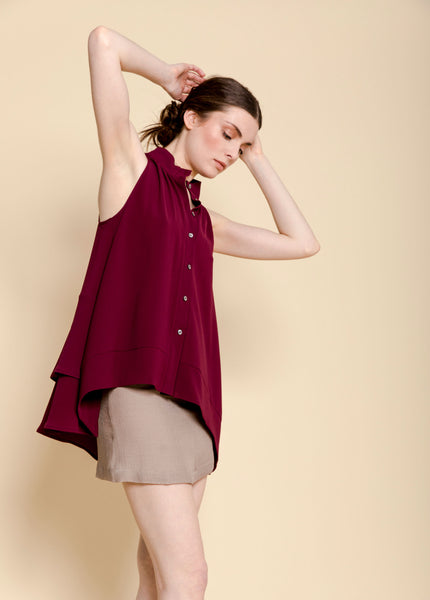 KAIA TOP - BERRY