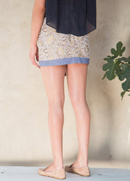 ANALENA SKIRT - JACQUARD