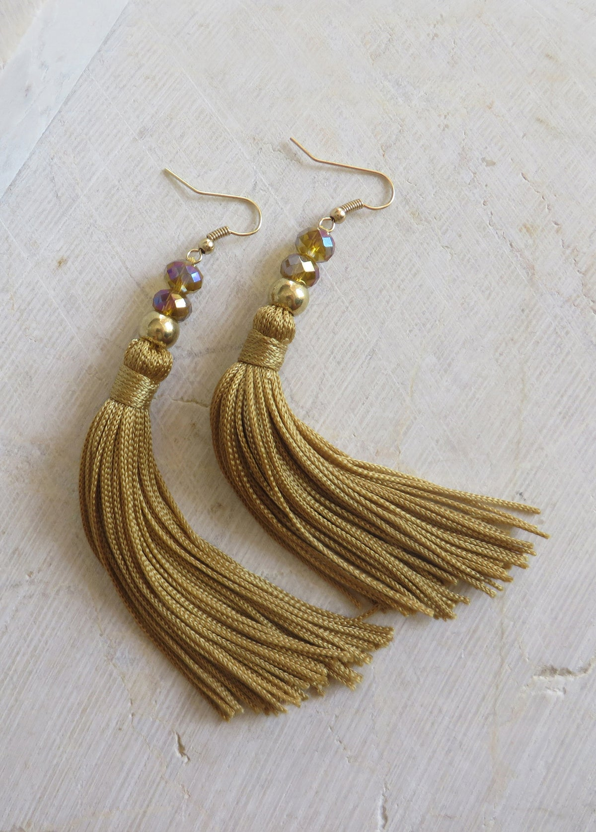 ALICANTE TASSEL EARRINGS