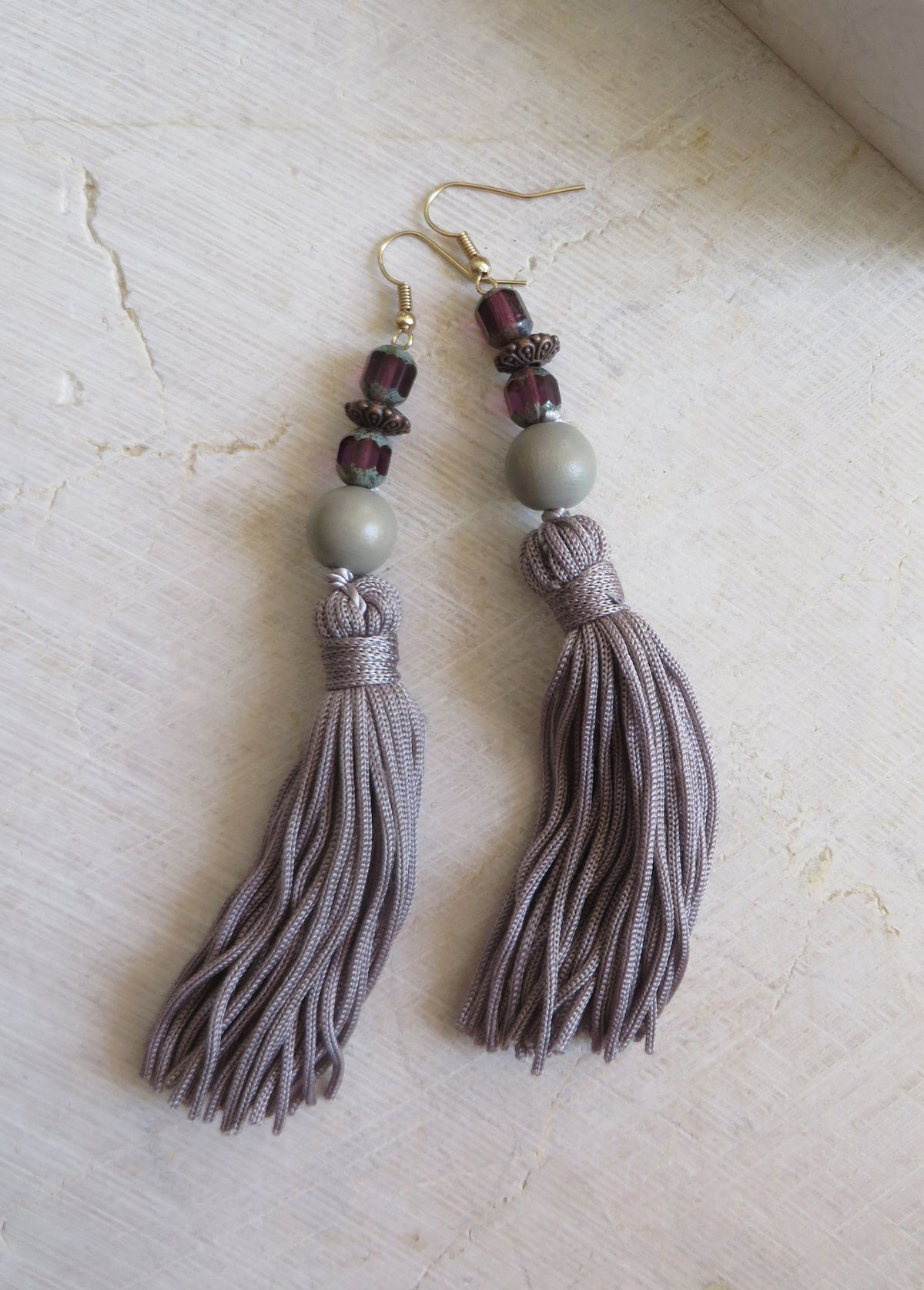 GRANADA TASSEL EARRINGS
