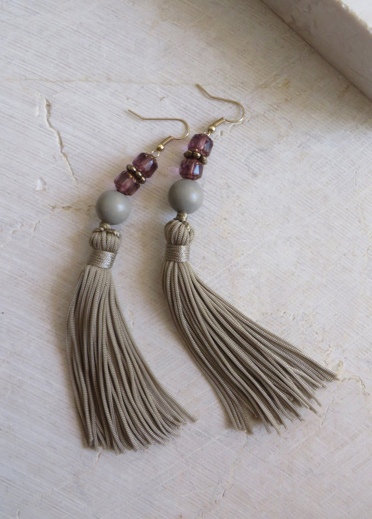 SALAMANCA TASSEL EARRINGS
