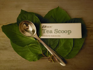 Stainless Steel Tea Scoop
