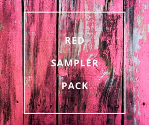 Red Sampler Pack
