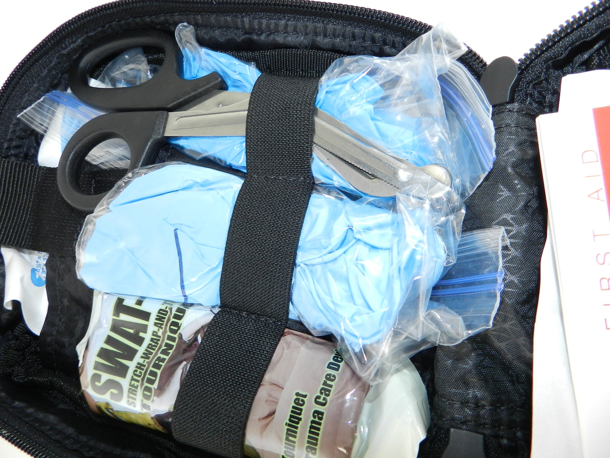 Fully Stocked First Aid Kit – Justice Off Road