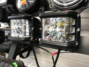 LED 45 watt Side Lighter Pods