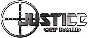 Justice Off Road Decal