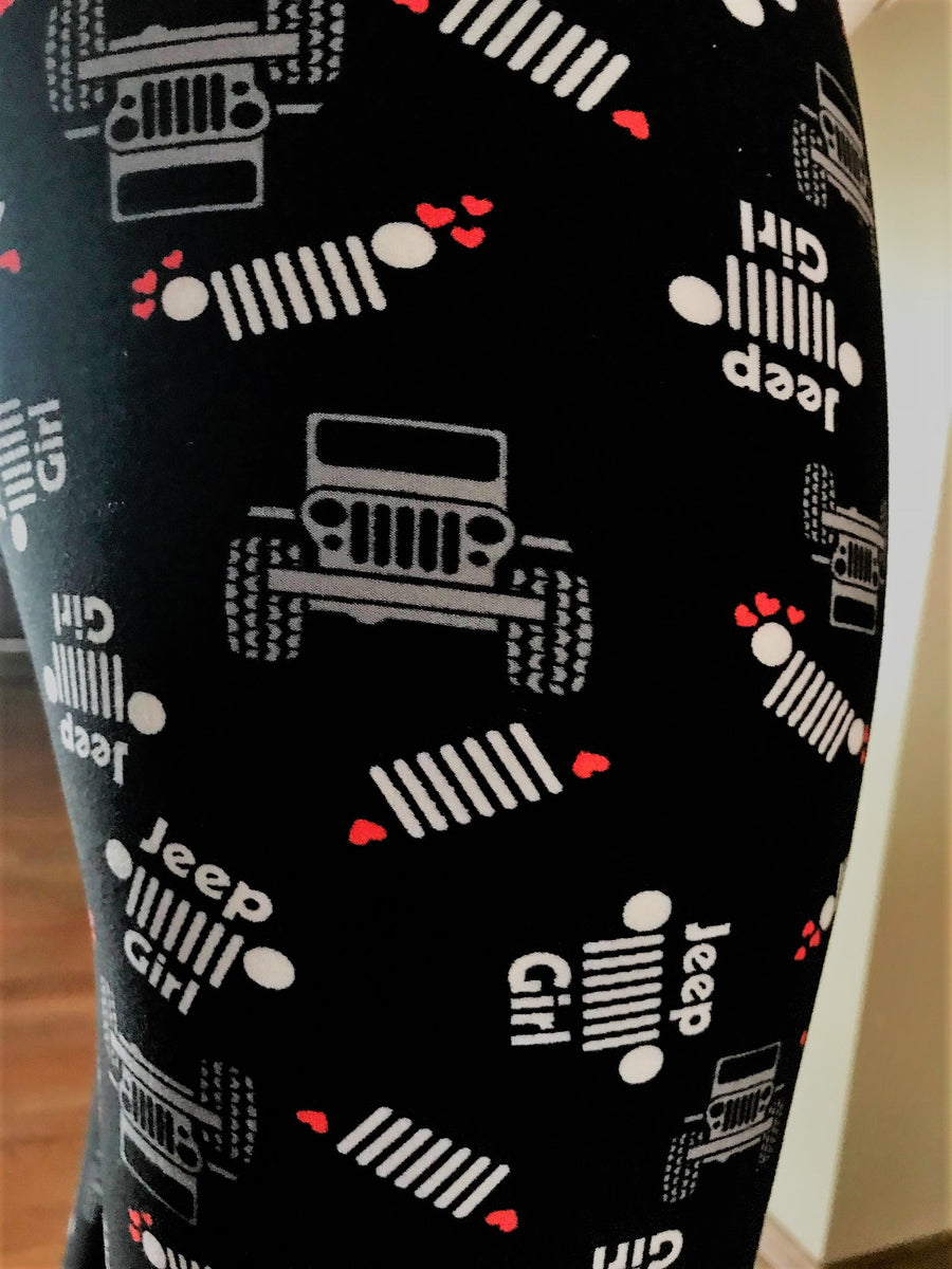 Jeep Leggings