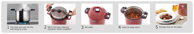 Thermal Magic Cooker NFH